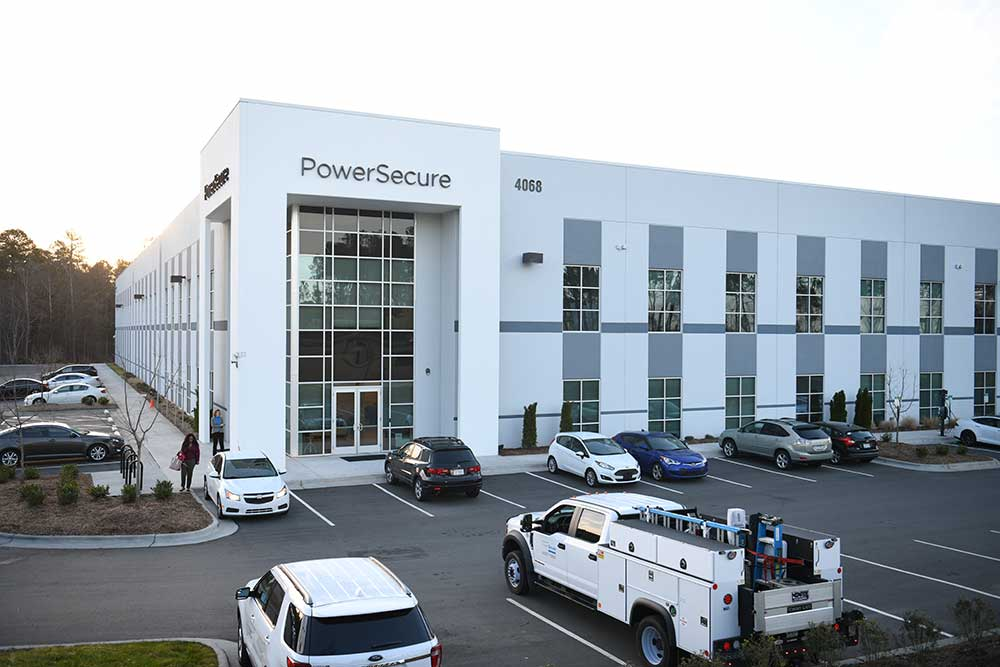 Image of PowerSecure facility